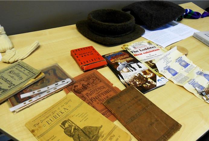 Knitting History Books : About knitting history forum