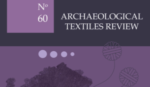 Archaeological Textiles Review Knitting Issue