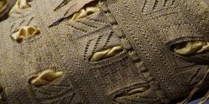 Sixteenth Century Knitted Silk Trunkhose