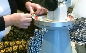 BBC News: Sanquhar Knitting Revival