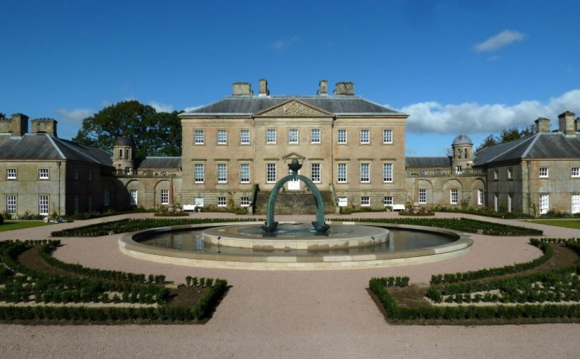 Dumfries House in Ayrshire where the first Wool Conference will take place in September 2016
