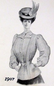 1907 Pringle of Scotland Sales Image