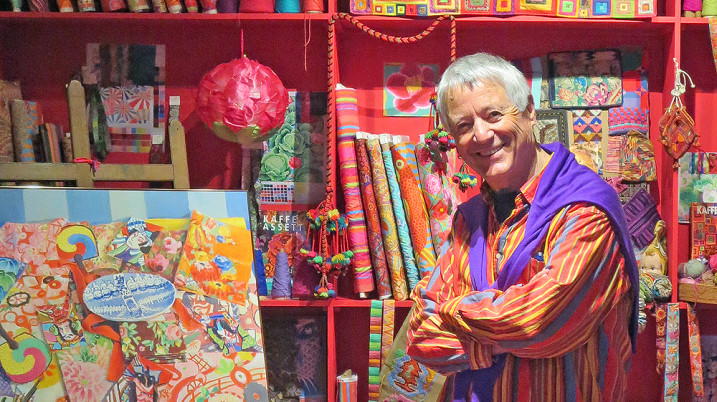 KAFFE 2014 – The Colourful World of Kaffe Fassett
