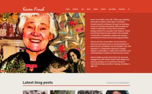 Karen Finch Centenary: 8th May 2021