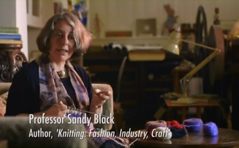 Reflections On Knitting In The Media