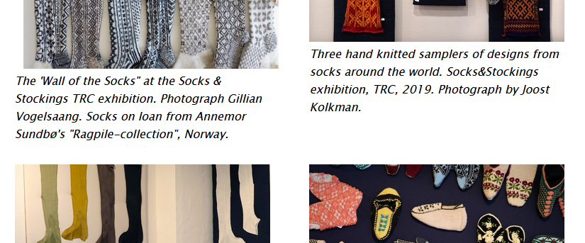 Socks & Stockings Knitting Exhibition