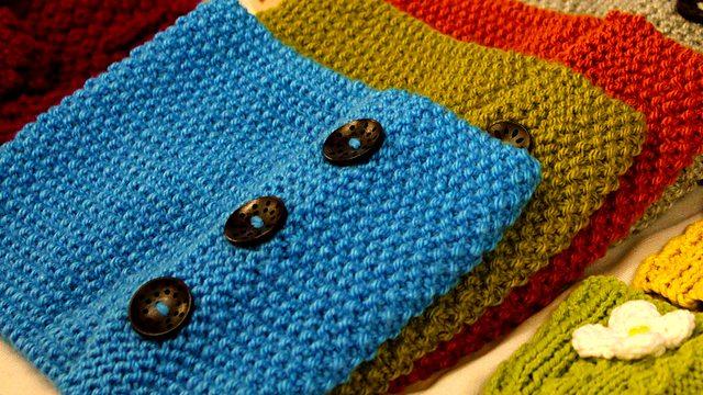 A Gripping Yarn