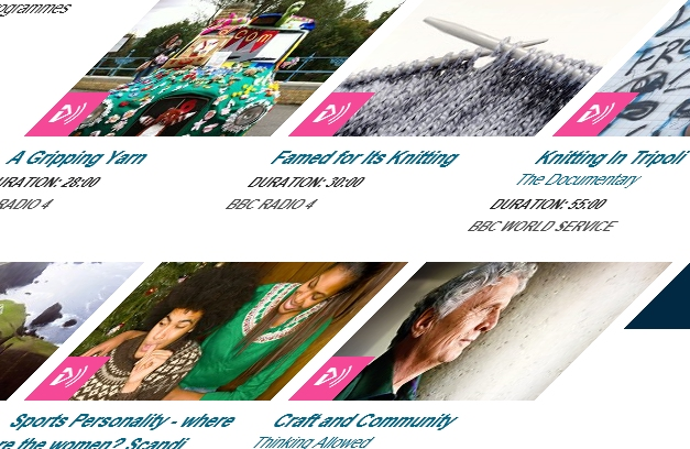 BBC Radio Knitting Programmes