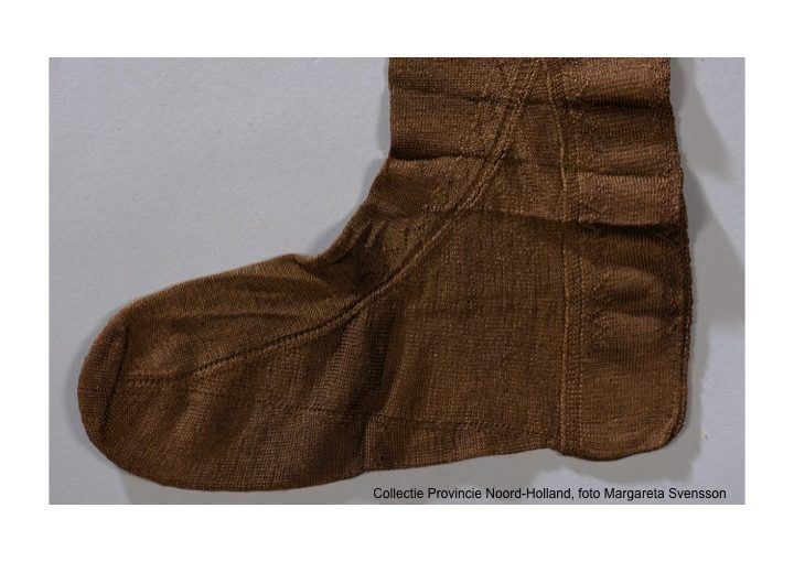 Seventeenth Century Silk Stockings Research Project