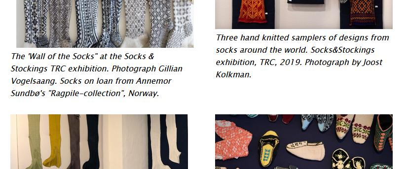 Socks & Stockings Knitting Exhibition